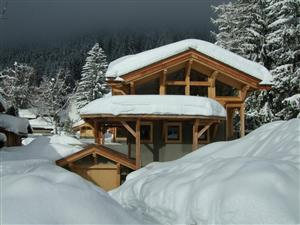 Image From Chalet Le Taque