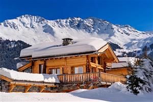 Image From Chalet Pierre Avoi